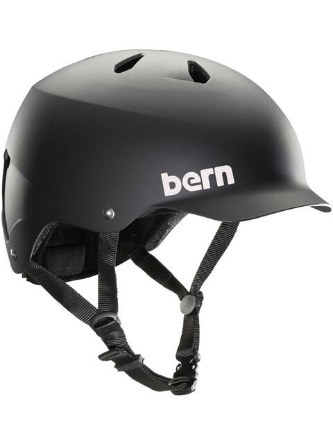 Bern Watts MIPS Cykelhjälm svart